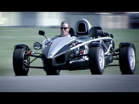 Ariel Atom: Insane Speed Machine (HQ) - Top Gear - Series 5 - BBC