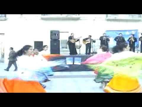 Ecuador Unido y Yanka Purik, grupos Folkloricos