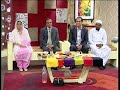 Profs M A Khan Noori ,Syed Bilal Qutab in UJP Nazar Special on Geo T V P-1 24th Nov 2011