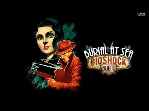 Bioshock Infinite DLC Burial At Sea Episode 1 Part 3: Sander Cohen = Da Fook??