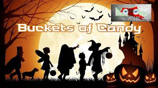 Royalty Free :Buckets of Candy