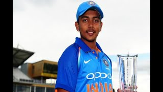 In Graphics: All 15 players need support to win the World Cup: Prithvi Shaw - ABPNEWSTV
