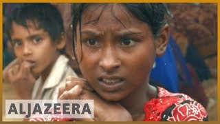 🇲🇲 🇧🇩 Rohingyas surviving in 'the world's largest refugee camp' | Al Jazeera English - ALJAZEERAENGLISH