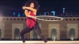 FameNFomo: Eshna Kutty Exclusive interview | Hoop dancer from Delhi - NEWSXLIVE