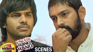 Kiss Kiss Bang Bang 2018 Telugu Movie | Police Investigates Kiran about Harshada Kulkarni - MANGOVIDEOS