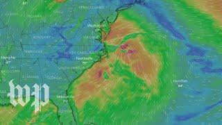 Watch as winter storm heads toward D.C. region - WASHINGTONPOST