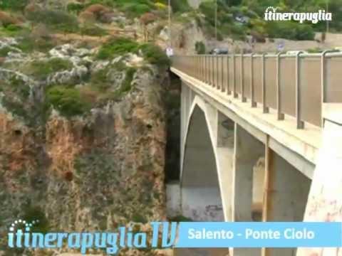 ItinerapugliaTV - Salento - Ponte Ciolo