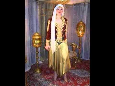 Tenues traditionnelles algéroises