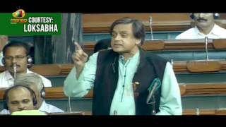 Shashi Tharoor Slams Pakistan Over The Judgement On Kulbhushan Jadhav | Mango News - MANGONEWS