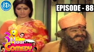 COMEDY THEENMAAR - Telugu Best Comedy Scenes - Episode 88 - IDREAMMOVIES