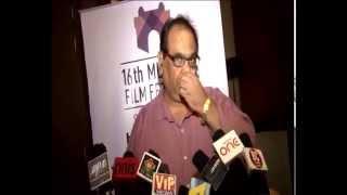 MAMI Film Festival 2014│Day 2│Huma Qureshi, Satish Kaushik, Gauri Shinde - THECINECURRY