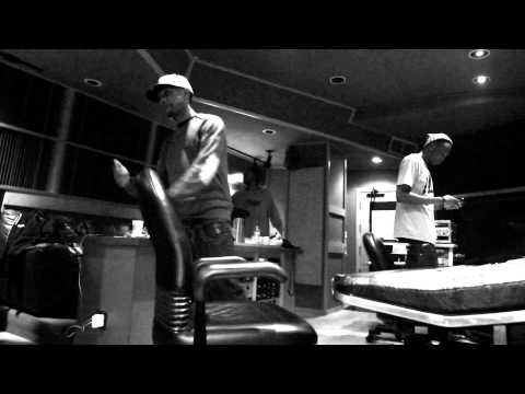Bruza The General &amp; YP &#34;Rufio&#34; (Studio Session at CRC)