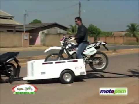 Reboques para Moto