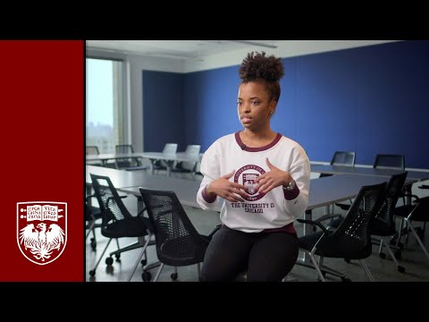 The University of Chicago Graham School HBCU Bridge Scholar Courtnie Mack