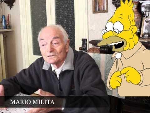 Intervista a MARIO MILITA (2011) | ilmondodeidoppiatori.it