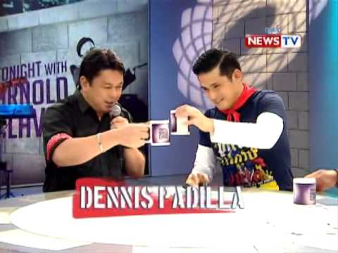 Dennis Padilla joins Robin Padilla and Igan this Wednesday on