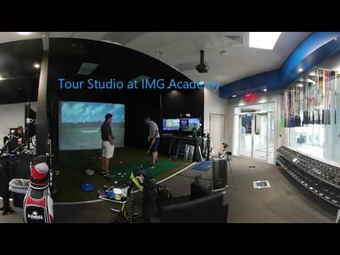 Tour Studio at IMG Academy