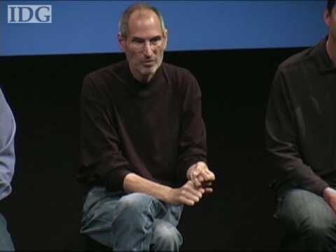 Steve Jobs previews iPhone OS 4.0