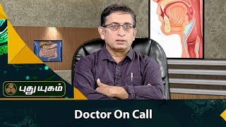 Doctor On Call 24-08-2017 Puthu Yugam tv Show
