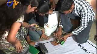 Technozion 2014 In Warangal Announces Future Technocrats - ETV2INDIA