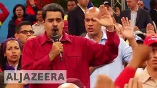 Venezuela: Main opposition parties barred from 2018 presidential vote - ALJAZEERAENGLISH