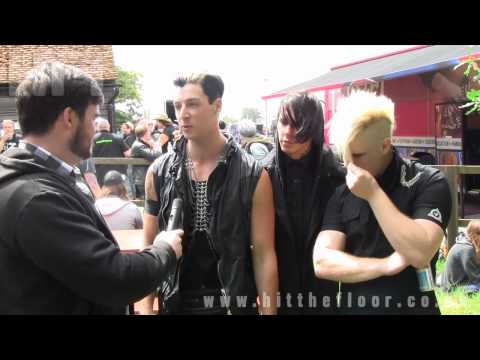 My Passion Interview - Sonisphere Festival - Hit The Floor Magazine