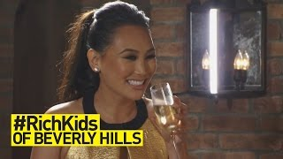 Dorothy Wang's Birthday Party Blow Up l #RichKids Of Beverly Hills | E! - EENTERTAINMENT