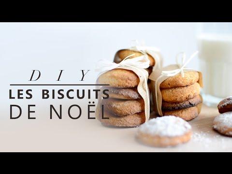 JOUR 23 : RECETTE DE BISCUITS DE NOEL
