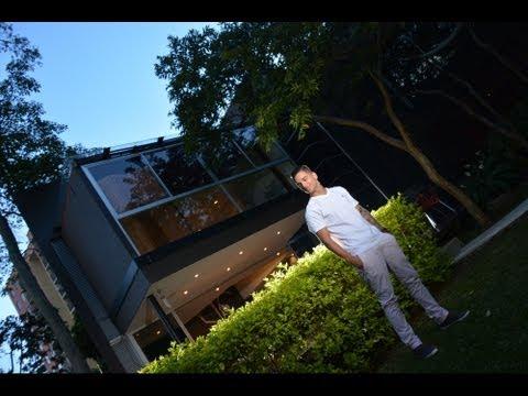 Maluma muestra su casa