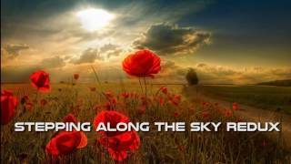 Royalty Free :Stepping Along the Sky Redux