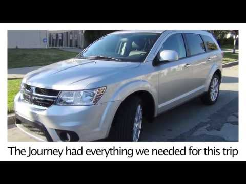 Dodge Journey on a College Tour