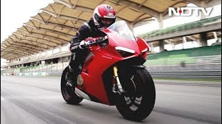 Ducati Panigale V4 S, Ather S450, Pawan Munjal Interview - NDTV