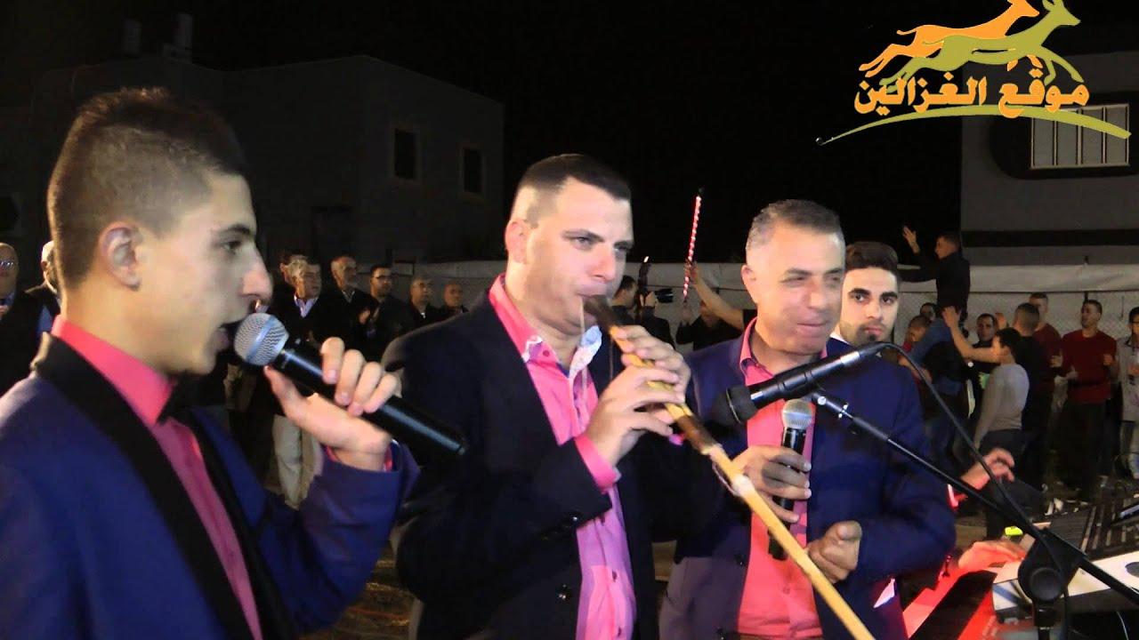 عصام عمر أِشرف أبو الليل حفلة كفر قرع