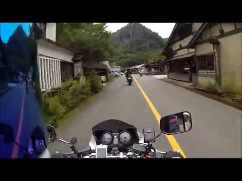 【14】 CB1300SB 鍋ヶ滝ツーリングin熊本県 小国