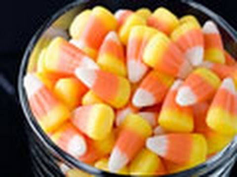 Deep-Fried Candy Corn: A New Halloween Treat!