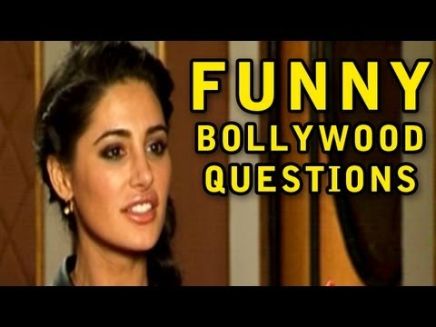 Madras Cafe   Nargis Fakhri's questions for Salman Khan, Ranbir Kapoor, Shahrukh Khan & John Abraham