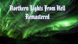 Royalty Free :Northern Lights From Hell Remastered