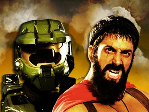 Epic Rap Battle: Master Chief vs. Leonidas