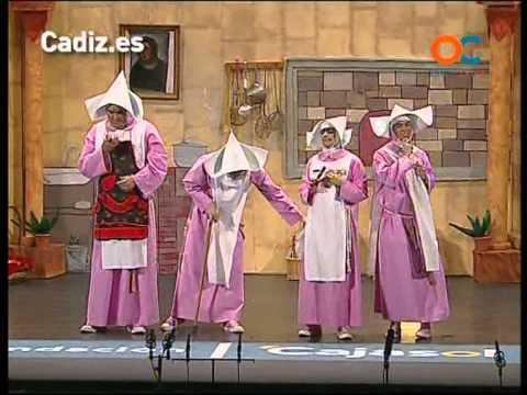 La agrupación A dios rogando y con el mazo dando llega al COAC 2013 en la modalidad de Cuartetos. Primera actuación de la agrupación para esta modalidad.