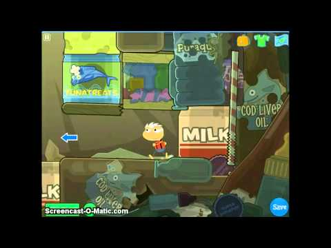 Poptropica Shrink Ray Island Part 1