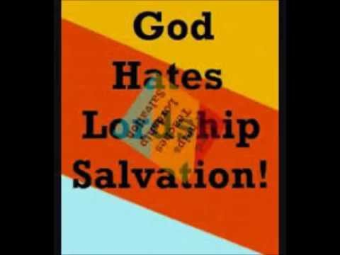 Lordship salvation rap part 3.