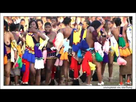 2012 Umhlanga Reed Dance Ceremony, Swaziland (10)