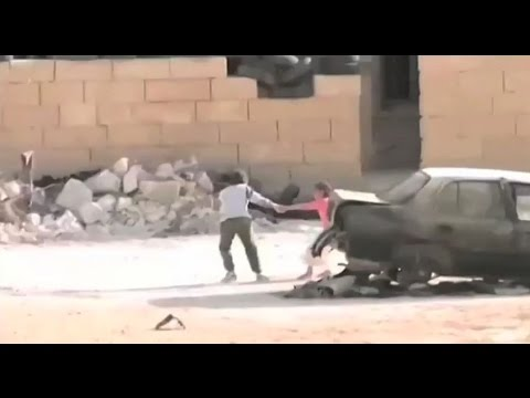 Film, na którym można zobaczyć bohaterskiego syryjskiego chłopca.
