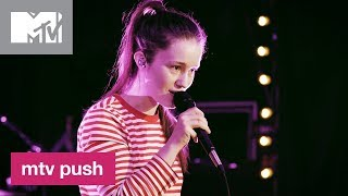 Sigrid on Inspiration Behind 'Raw' | MTV Push - MTV