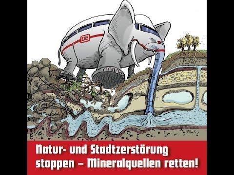 Stuttgart 21: Natur und Stadtzerstörung stoppen 26.06.2014