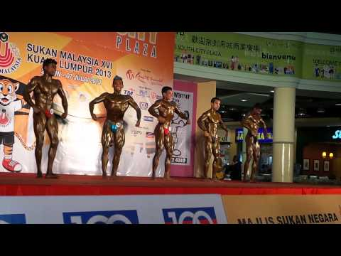 #WIPERS : ATLET BINA BADAN WILAYAH SUKMA 2013 TOP 5 SARINGAN