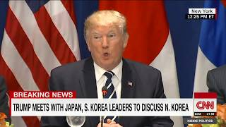 Trump: Do business with North Korea, lose with US - CNN