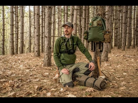 Spring Bushcraft Camp