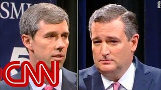 Ted Cruz, Beto O'Rourke spar in first debate - CNN