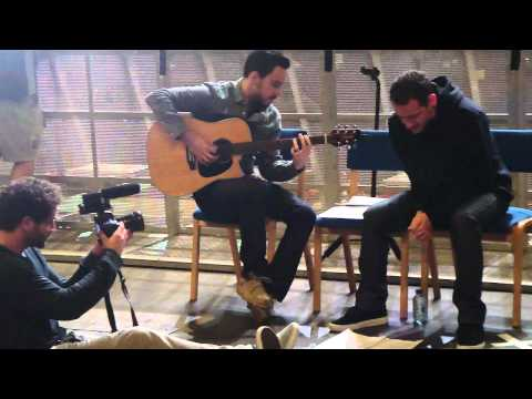 Linkin Park LPU Summit Hamburg 2011 Mike & Chester Rolling in the Deep (LPAssociation.com)